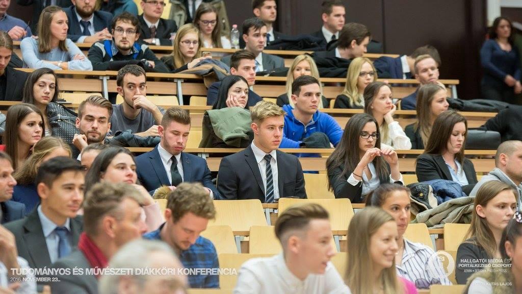 Egyetemi TDK konferencia