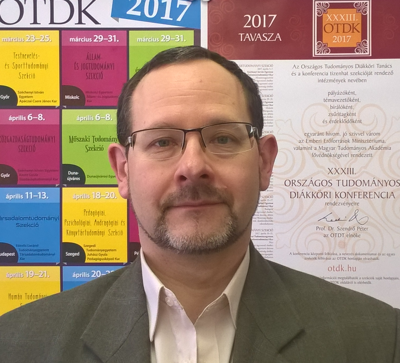 OTDK - AGRÁRTUDOMÁNYI SZEKCIÓ - INTERJÚ DR. KOVÁCS ATTILÁVAL