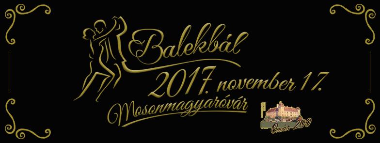 Balekbál 2017